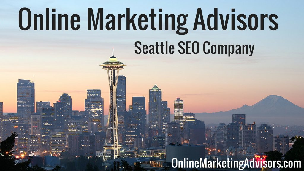 a picture of Online Marketing Advisors Seattle